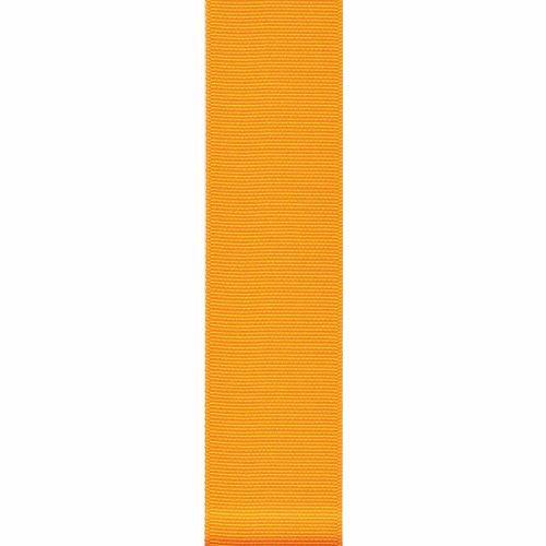 Yellow Gold Grosgrain Ribbon - 2