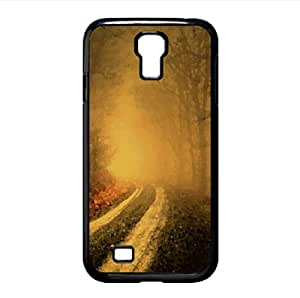 Mystique Forest Watercolor style Cover Samsung Galaxy S4 I9500 Case (Forests Watercolor style Cover Samsung Galaxy S4 I9500 Case) by icecream design