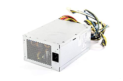 Genuine Dell ND285 Precision 690 1000W Power Supply For The Small Mini-Tower (SMT) System, Compatible Model Number: N100P-00, Ref Number: NPS-100AB A Rev: 06 (Certified Refurbished) (Dell Precision 690 Power Supply)
