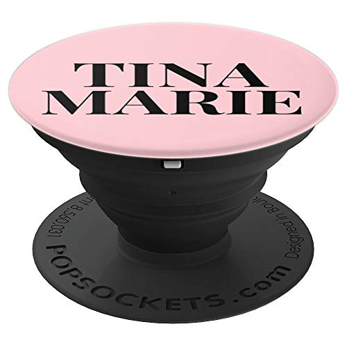 (Tina Marie - PopSockets Grip and Stand for Phones and Tablets)