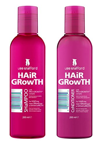 Lee Stafford Hair Growth Shampoo & Conditioner Duo 2 x 200ml