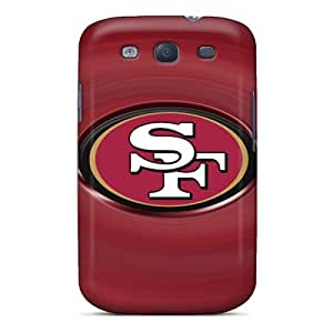 Cometomecovers Perfect PC Cases For Galaxy S3/ Anti-scratch Protector Cases (san Francisco 49ers)