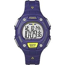 Timex Women's Ironman Classic 30 Lap | Interval Timer Blue Sport Watch TW5K93500