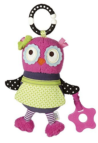 Mamas & Papas Babyplay - Activity Toy - Olive Owl by Mamas & Papas