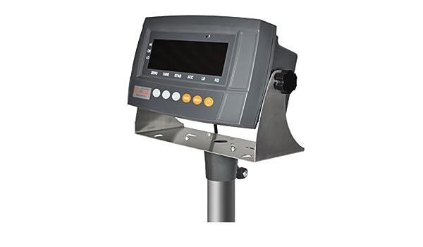 DigiWeigh peso escala postal máquina (dwp-102e-in): Amazon.es: Oficina y papelería