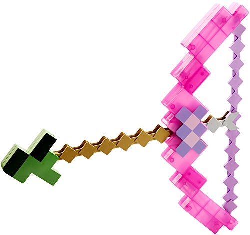 Minecraft Enchanted Bow and Arrow [Amazon Exclusive]]()