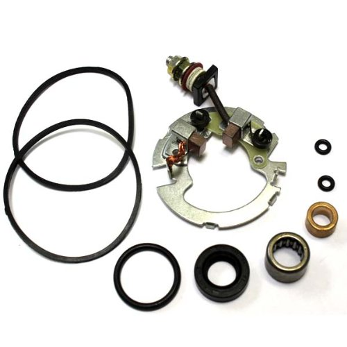 Caltric Starter KIT Fits HONDA Motorcycle NX650 XR650L NX XR 650 - Starter Motorcycle Kit Honda