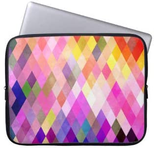 Geometry of Life Laptop Sleeve Bag Notebook Computer PC Neoprene Protection Zipper Case Cover 13 Inch