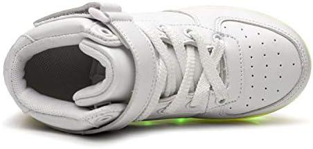 LeKuni LED Shoes Upgraded Light Up - 3