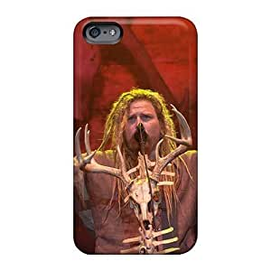 Best Cell-phone Hard Covers For Iphone 6 (xjs522MFOx) Custom Colorful Korpiklaani Band Pattern