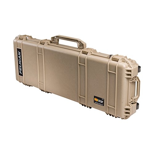 Pelican 1720 Rifle Case With Foam (Desert Tan)
