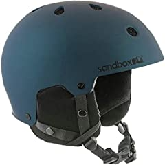 The Legend Apex is our skate inspired helmet shape with all the features to make it the ultimate snow helmet. It features a vented low profile hard-core EPS liner. CE Certified (CE EN 1077:2007 Class B) for alpine skiers and snowboarders.
