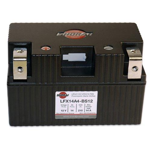 Shorai LFX14A4-BS12 Lithium Battery by Shorai