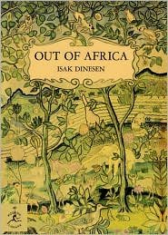 Out of Africa Later printing edition