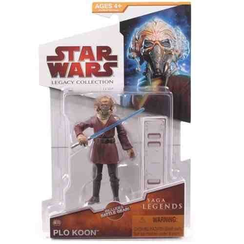 Hasbro Plo Koon Saga Legends SL13 Legacy Collection Star Wars Action Figure