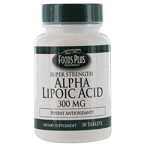 Alpha Lipoic Acid by Foods Plus (Image #1)