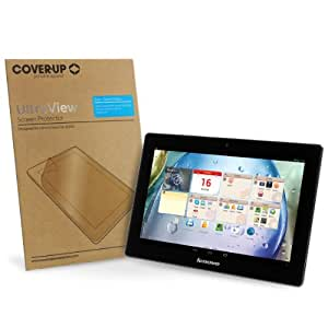 Cover-Up UltraView - Protector de pantalla para tablet Lenovo IdeaTab S6000 (10,1, antirreflejo), mate