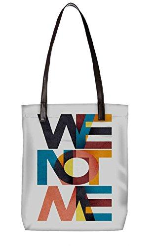 Snoogg Strandtasche, mehrfarbig (mehrfarbig) - LTR-BL-3511-ToteBag