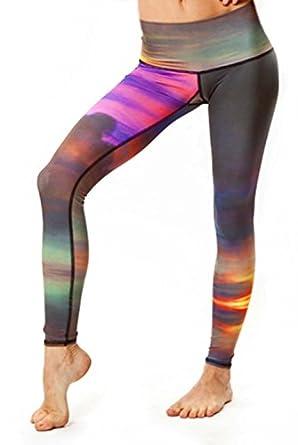 Amazon.com: Clouds Yoga Hot Pant by Teeki (eco-friendly!): Clothing