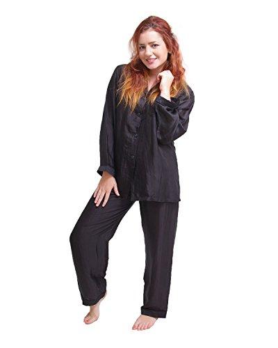The House of Silk - Pijama - para mujer negro