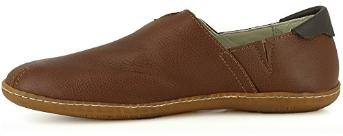 Élastique Grain Chaussures el Viajero brown Soft N275 38 Femme Wood Cuir ZxUvqw1