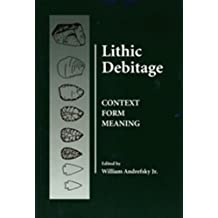 Lithic Debitage