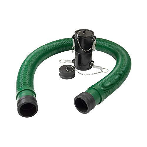 Lippert Components 360784 Master 20' Waste Extension Kit (Best Rv Sewer Hose On The Market)