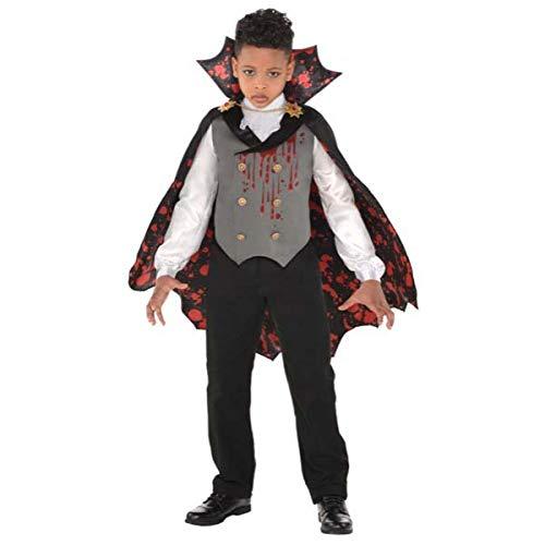 Amscan Boys Light-Up Bloody Vampire Costume - Large (12-14) | 2 Ct. -