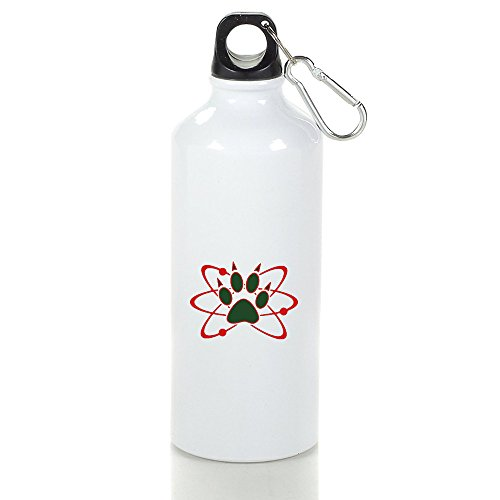 [SUNpp Zombie Scout Halloween Aluminum Sports Water Bottle] (Medusa Childs Halloween Costume)