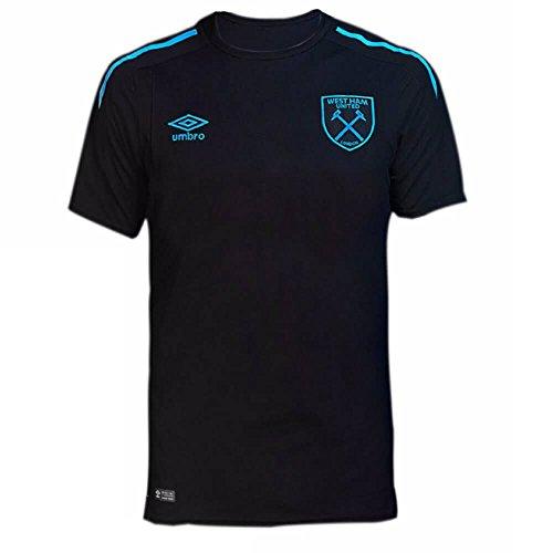 (Umbro 2017-2018 West Ham Away Football Shirt (Kids))