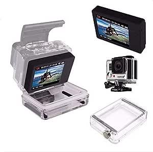 Go pro Hero 3, 4 LCD Backpack Display Screen External Screen For Sport Camera Gopro Hero3, 4
