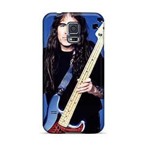 Excellent Hard Phone Case For Samsung Galaxy S5 With Allow Personal Design Realistic Lullacry Band Series ChristopherWalsh