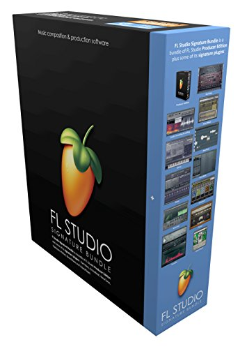 MAO-FL-STUDIO-FL-STUDIO-12-SIGNATURE-BUNDLE-Squenceurs-Editeurs