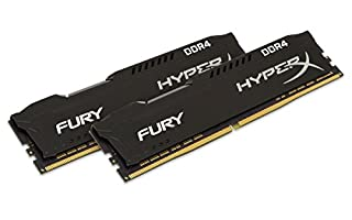 HyperX Kingston Technology Fury 2400MHz DDR4 Non-ECC CL15 DIMM 8 DDR4 2400 MT/s (PC4-19200) HX424C15FBK2/8 (B013H7Q86C) | Amazon price tracker / tracking, Amazon price history charts, Amazon price watches, Amazon price drop alerts