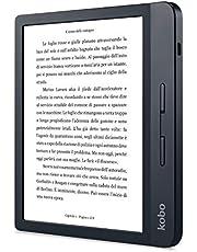 "Kobo Libra H20 7"" HD E Ink Touchscreen, Black"