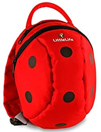 Little Life L10239 Animal Toddler Daypack (Ladybird)