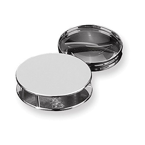 Jewelry Adviser Gifts Silver-plated Glass -