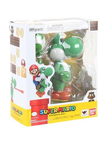 Super Mario Bros. Yoshi S.H. Figuarts Action Figure