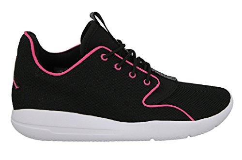 Nike 724356-029 - Zapatillas de deporte Niñas Negro (Black / Vivid Pink / White)