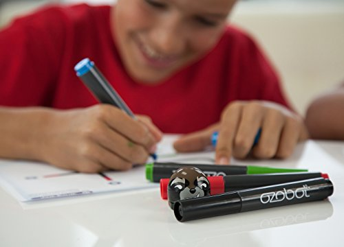Bit Coding Robot, Guardians of the Galaxy (Black) by Ozobot (Image #4)