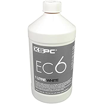 XSPC EC6 High Performance Premix Coolant, Opaque, 1000 mL, White