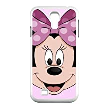 Samsung Galaxy S4 I9500 Phone Cases Minnie Mouse Durable Design Phone Case FRD457392