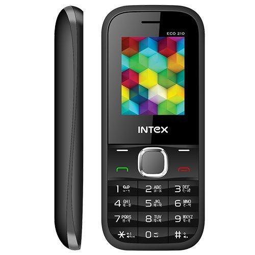 Intex Eco 210  Grey+Black