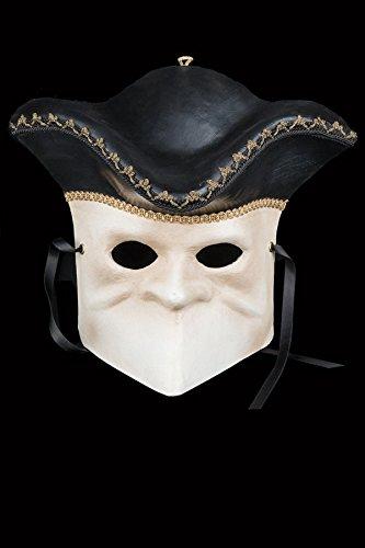 Eyes Wide Shut Costumes (Original Venice Shop - Bauta Eyes Wide)