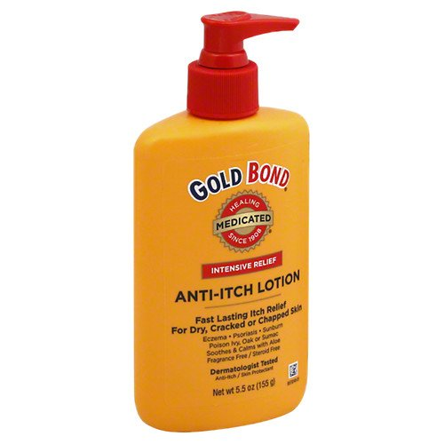 Gold Bond Medicated Anti-Itch Lotion - 5.5oz (Pack of 3)