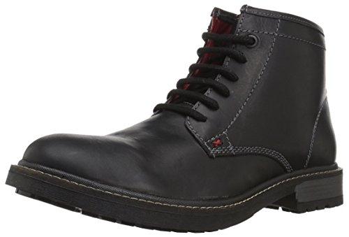 Gbx Black Shoes (GBX Men's Paeton Oxford, Black, 10.5 Medium US)