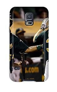 Rowena Aguinaldo Keller's Shop oakland athletics MLB Sports & Colleges best Samsung Galaxy S5 cases
