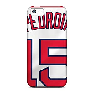 Premium Protection Boston Red Sox Case Cover For Iphone 5c- Retail Packaging