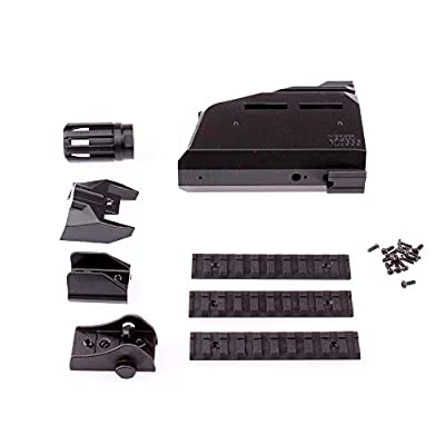 WORKER No.107 Scorpion EVO3 Front Tube Kit(Front Tube Adaptor not Included) for Nerf Stryfe: Toys & Games