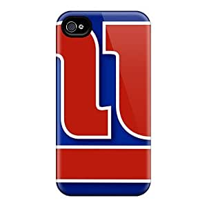 For Iphone 4/4s Fashion Design New York Giants Case-tQB1825Eaew by icecream design